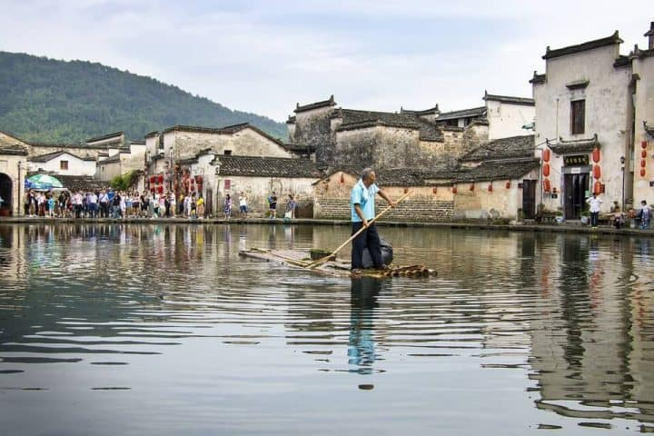 Anhui province, China – a proof of Chinese culture biodiversity