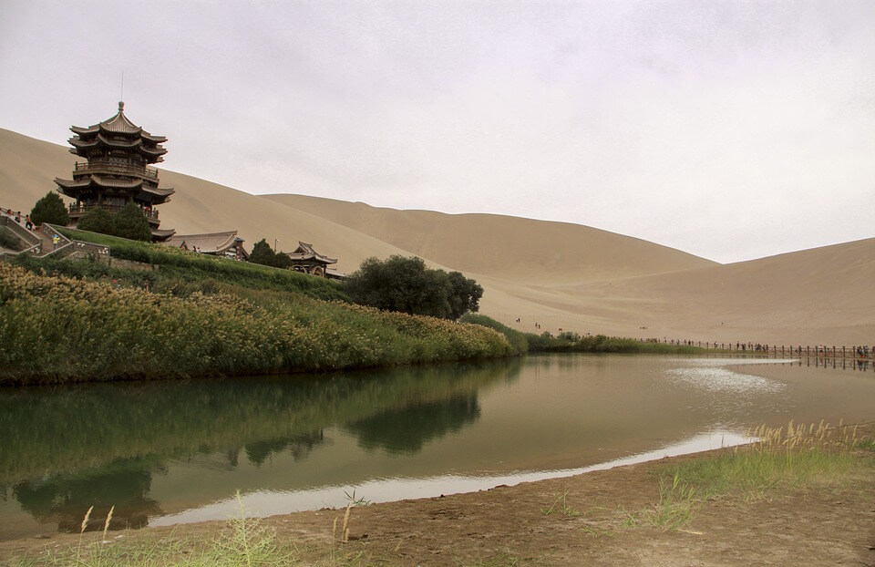 Dunhuang china